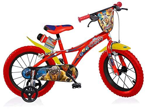 Dino Bikes 614GR - Bicicletta Gormiti 14