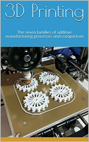 3D Printing: The seven families of additive manufacturing processes and comparison
