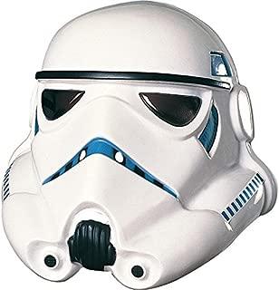 Rubie's Men's Star Wars Stormtrooper Mask, White, One Size