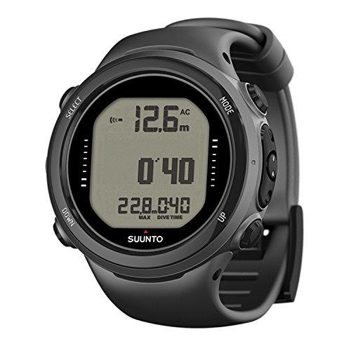 SUUNTO D4i Watch (Black)