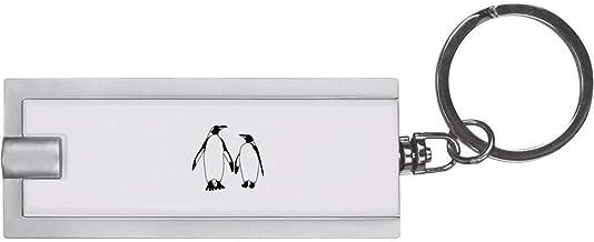 'Penguin Couple' Keyring LED Torch (KT00011510)