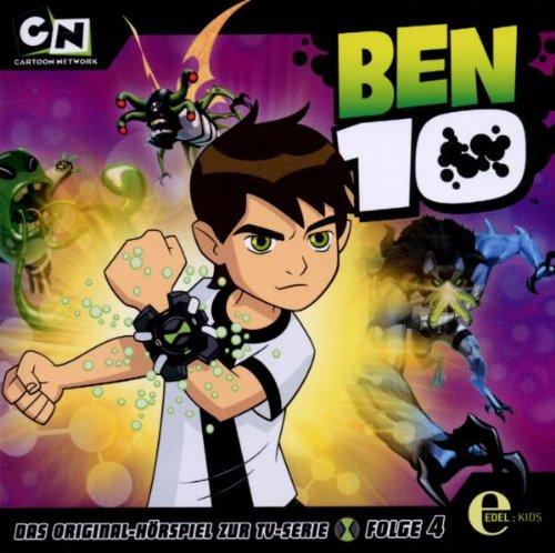 Ben 10 - Original-Hörspiel: Folge 4