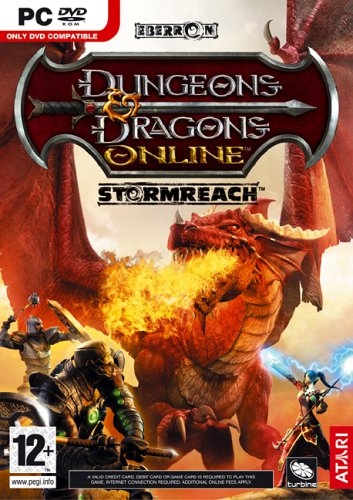 Dungeons & Dragons Online - Stormreach (englishe Version) - [PC]
