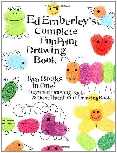Ed Emberley's Complete Fun print Drawing Book