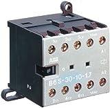 Abb-entrelec b7s-30-10-1,7 - Minicontactor b7s-3010-1,7 24vcc conexion plc