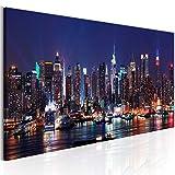 murando - Bilder New York 150x50 cm Vlies Leinwandbild 1