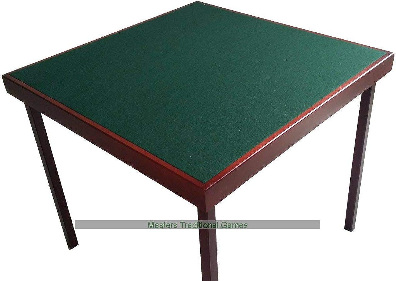 Pelissier Finesse Bridge Table - Baize Surface