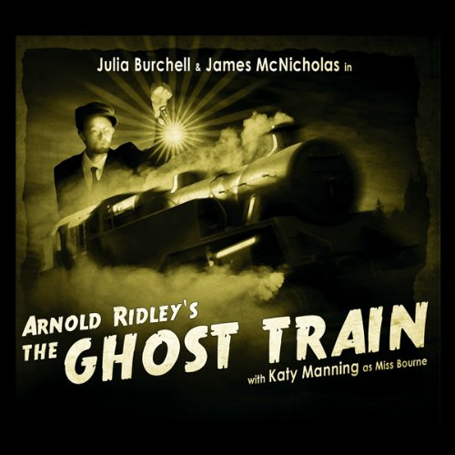 The Ghost Train cover art