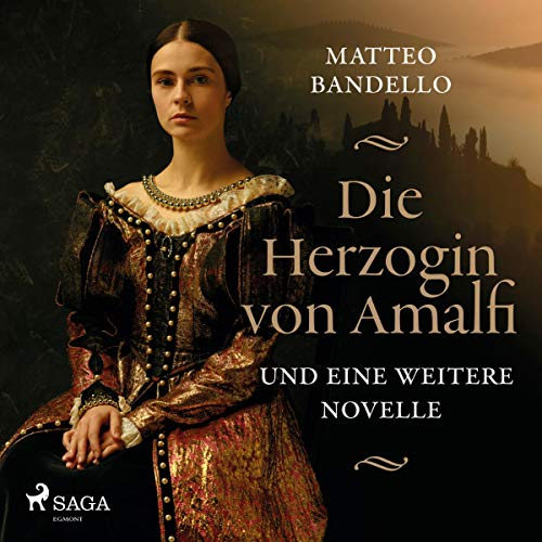 Couverture de Die Herzogin von Amalfi und eine weitere Novelle
