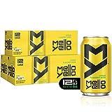 Mello Yello Fridge Pack Bundle, Citrus Falvoured, 12 Fl Oz (Pack of 36), 12 Fl Oz (Pack of 1)