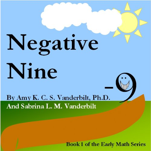 Negative Nine audiobook cover art