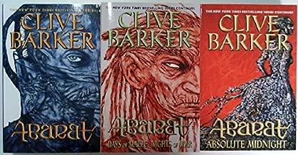 Abarat 3 Book Set by Clive Barker Abarat Trilogy Set