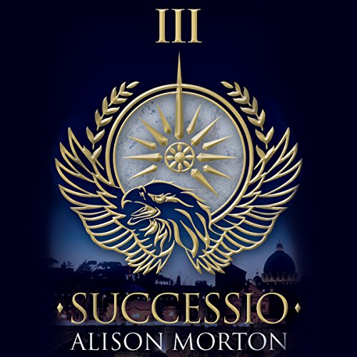 Successio audiobook cover art