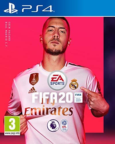 FIFA 20 (PS4) [Français, Anglais, Allemand, Italien, Espagnol]