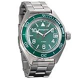 Vostok Komandirskie Automatic 24 Hour Dial Russian Military Wristwatch WR 200m (650858)