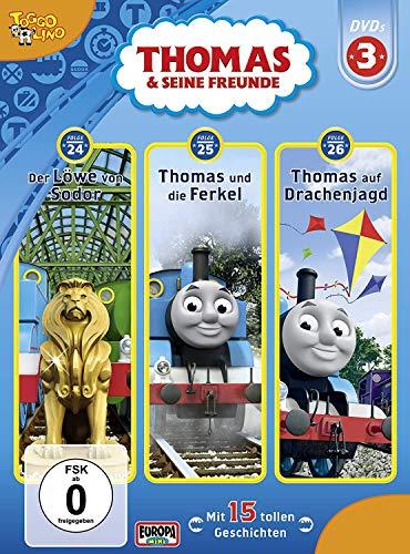 Thomas & seine Freunde - Mit 15 tollen Geschichten [3 DVDs]