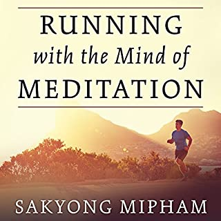 Running with the Mind of Meditation cover art
