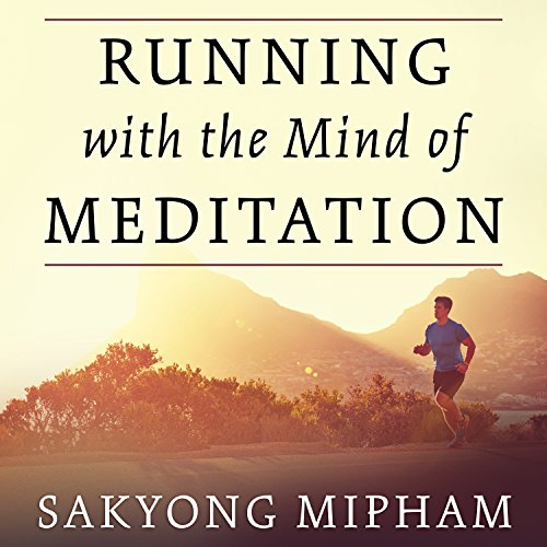 Running with the Mind of Meditation audiobook cover art