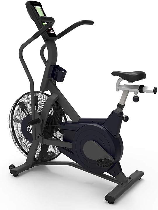 Air bike cyclette per braccia e gambe | fitness bike con resistenza all`aria scotfit B08SR14Z1G