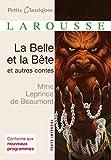 La Belle et la Bête et autres contes - Larousse - 20/04/2011