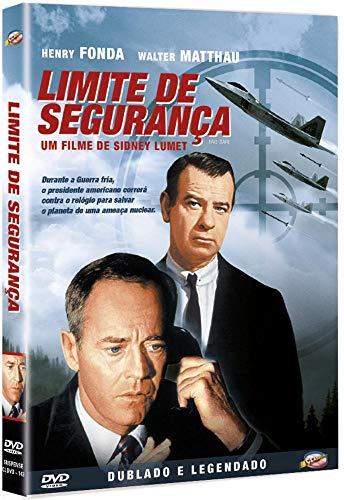 Dvd Limite De Segurança - Henry Fonda