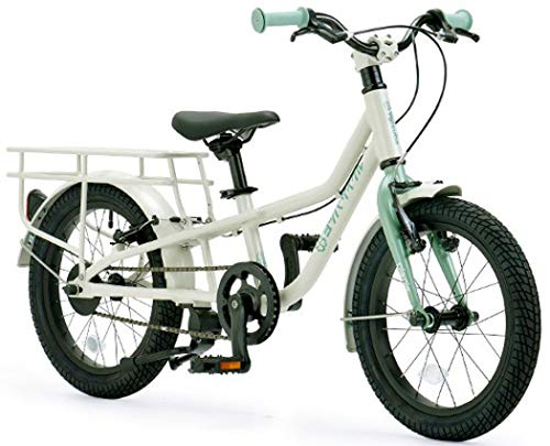 YOTSUBACYCLE(ヨツバサイクル) PICNIC 16(ピクニック16) キッズカーゴバイク [ピスタチオ] YB05-9016
