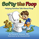 Softy The Poop Book for potty training toddlers