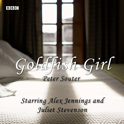 Goldfish Girl audiobook cover art
