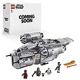 LEGO Star Wars TM - Razor Crest Set di Costruzioni per Bambini, 10 anni+, 75292