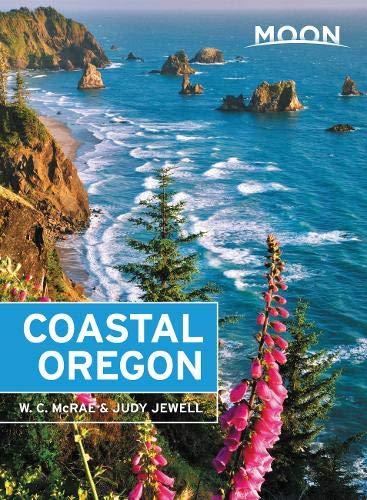 Moon Coastal Oregon (Travel Guide)