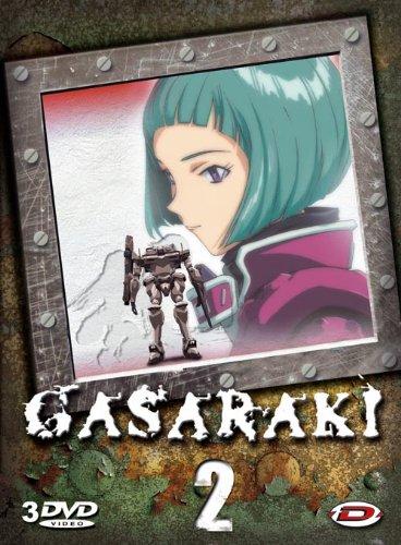 Gasaraki, vol. 2