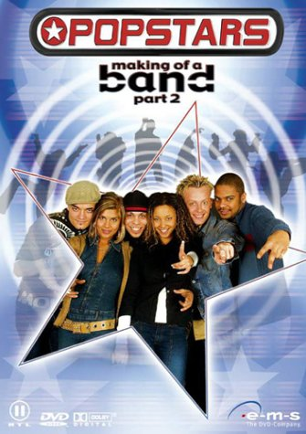 Popstars - Making of a Band - Part 2 [2 DVDs]