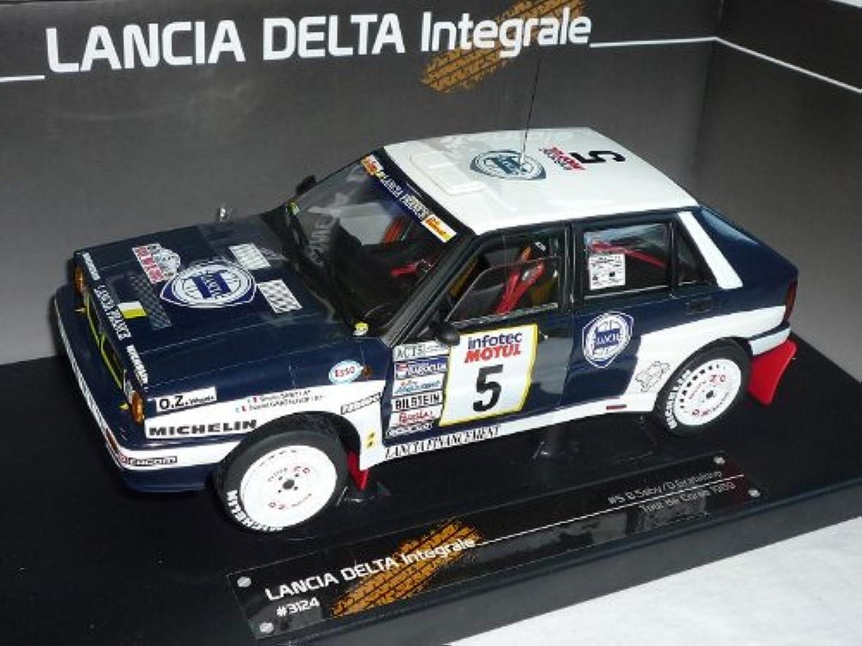 Sun Star Lancia Delta integrale Saby Tour De Corse 1989 Nr 5 1 18 Sunstar Modellauto Modell Auto B0072W9J74 Genialität  | Reichlich Und Pünktliche Lieferung