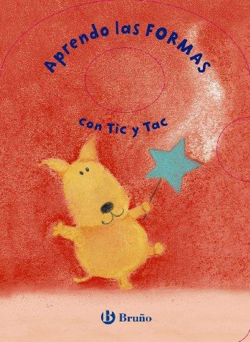 Aprendo las formas con Tic y Tac / Shapes with Jack and Ella