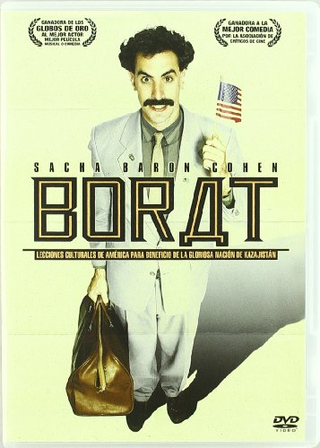 Borat (Import Dvd) (2007) Sacha Baron Cohen; Larry Charles