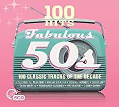 100 hits fabulous 50s