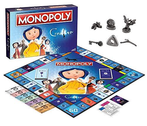Monopoly: Coraline - 1