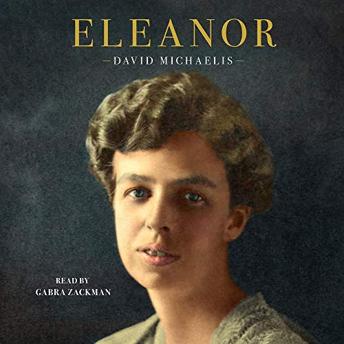 Eleanor Audiobook By David Michaelis cover art