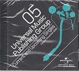 Universal Music Publishing Group 'Current + Upcoming Singles' #5 - October / November 2006