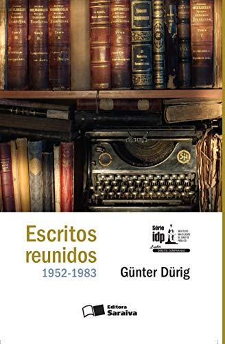 Escritos reunidos 1952-1983 - 1ª edição de 2016
