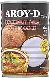 Aroy-D Leche de Coco para cocinar 24x400ml