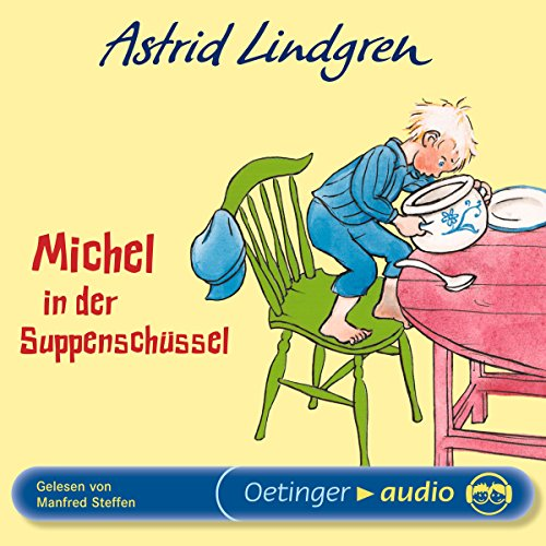 Michel in der Suppenschüssel cover art