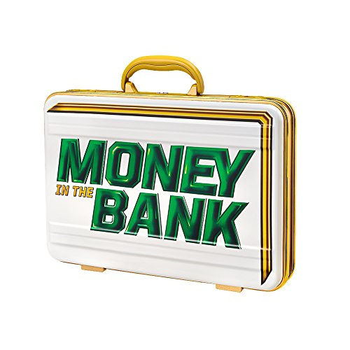 Women's Money in The Bank Commemorative Briefcase Multi