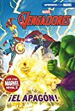 Los Vengadores. ¡El apagón! (Leo con Marvel - Nivel 2)