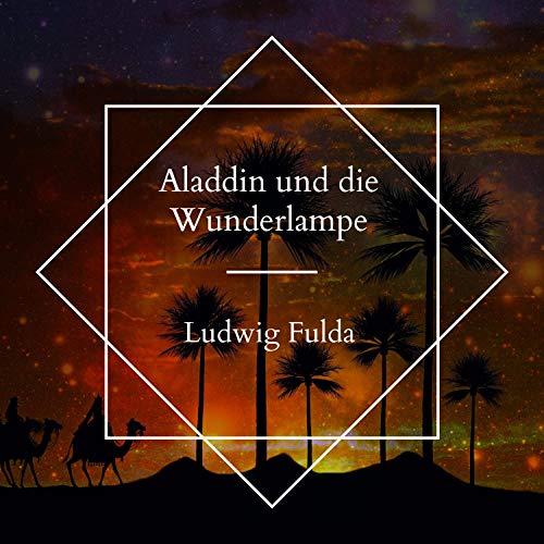 Aladdin und die Wunderlampe Titelbild