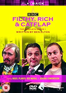 Filthy, Rich & Catflap - The Complete Series 1