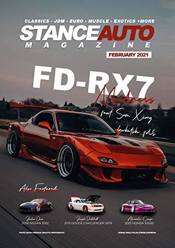 Stance Auto Magazine February 2021