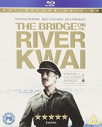 The Bridge on the River Kwai [Reino Unido] [Blu-ray]
