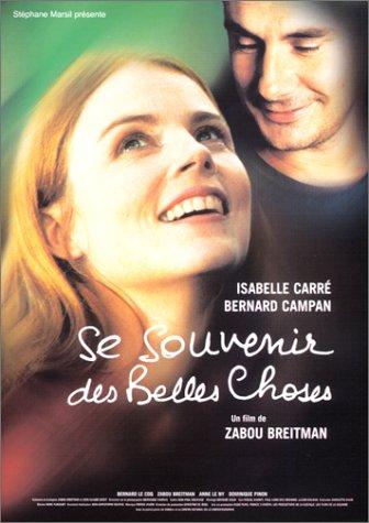 Se Souvenir des Belles Choses - DVD