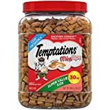 Best Meat Tumblers - TEMPTATIONS MIXUPS Crunchy and Soft Cat Treats Backyard Review